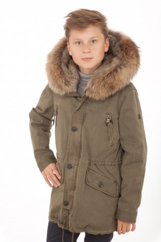 Outlet Enfant Blonde N°8 Aspen/K515