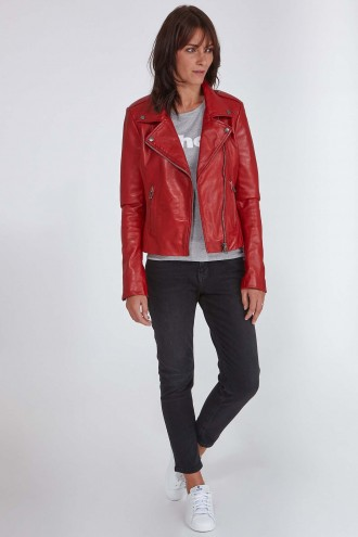 Outlet Femme Perfecto Serge Pariente CITY GIRL Rouge