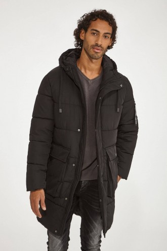 Textile pour Homme Freaky Nation COLD and WINDY Noir
