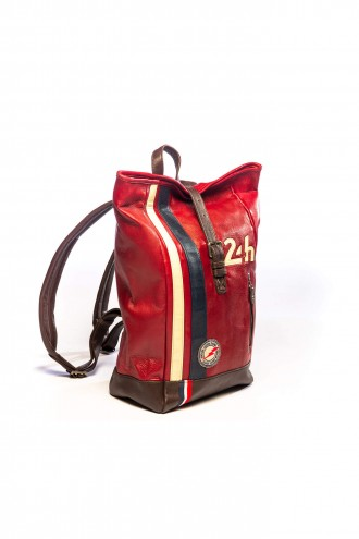 SAC A DOS Rouge