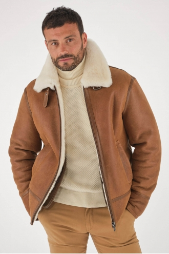 PERFECT CLASSIC SHEARLING Gold