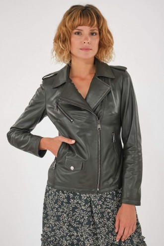 JEANNE CHIC PERF Vert Olive