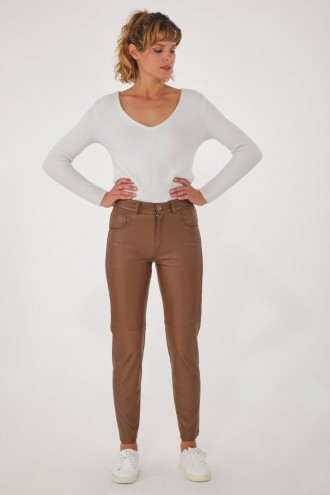 JEANS ICON Camel
